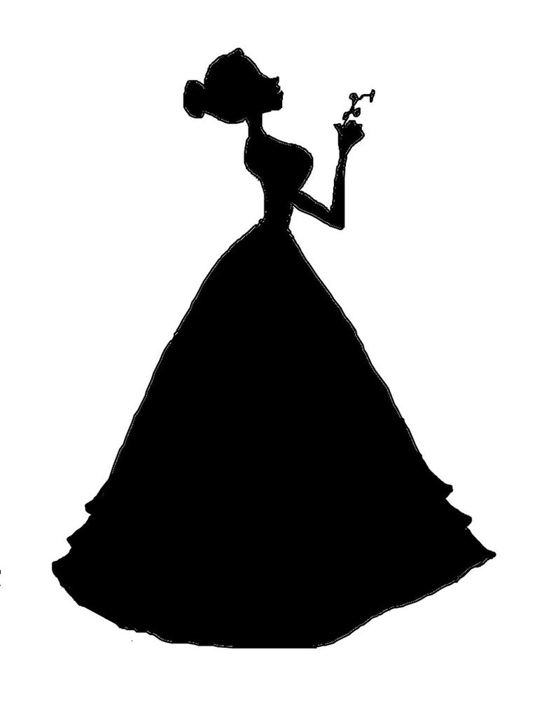 Victorian Woman Silhouette Reading Images & Pictures - Becuo Sleeping Beauty Castle Coloring Pages