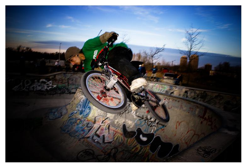 BMX by Oliver-Sherret
