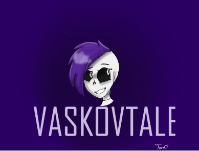 VaskovTale Fanart! by TheAnnoyingNarrator