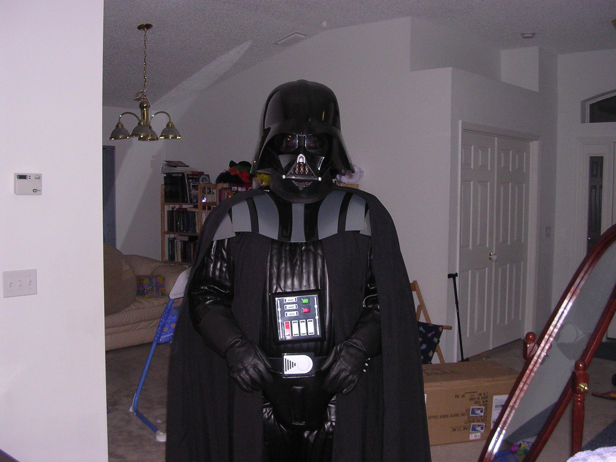 Afbeeldingsresultaat voor darth vader halloween