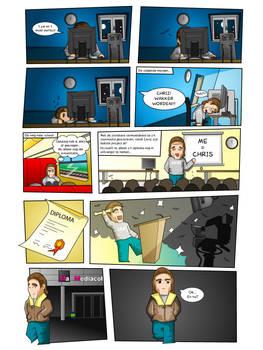My Comic - Schoolproject