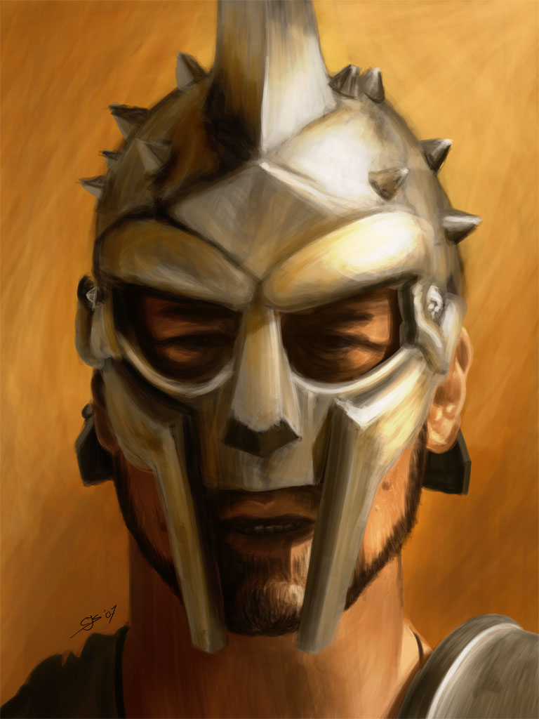 Gladiator by SaviourMachine