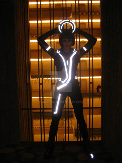 Tron Legacy Quorra3 by Annisse