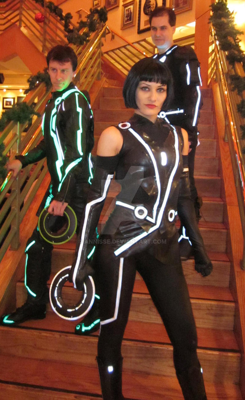Quorra Tron Legacy5 By Annisse On Deviantart