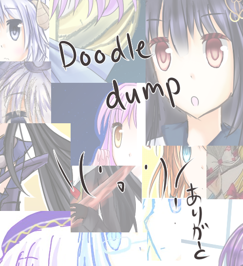 Doodle/Drawing dump by jian57