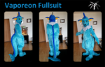 Vaporeon Fursuit