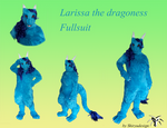 Larissa the dragoness