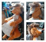 Kibax the Fox by Shiryuakais