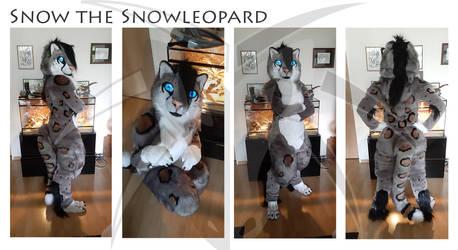 Snow the Snowleopard