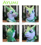 Ayumi Sergal head