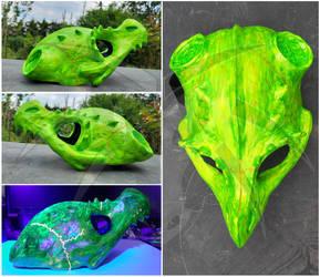 Dragonskull Halfmask Toxic