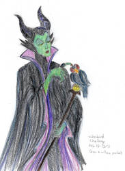 Maleficent WSC by rockie-squirrel