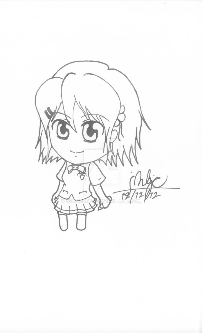 Random chibi schoolgirl~ by sucker068