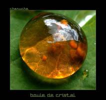 Boule de cristal by Karine-Despeaux