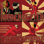 Daft Punk Propaganda CD