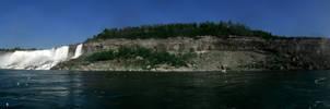 Niagara Falls Panorama I