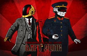 Daft Punk Propaganda 2.0 by ediskrad-studios