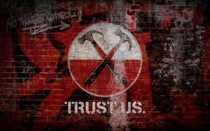 Trust Us. by ediskrad-studios