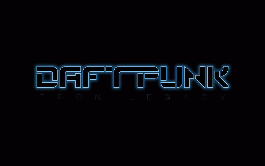 Daft Punk Tron Legacy Logo By Ediskrad Studios On Deviantart