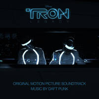 Tron Legacy OST Alt. Cover by ediskrad-studios