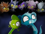 Littlest Pet Shop: They've Been Wolf-I-fied!