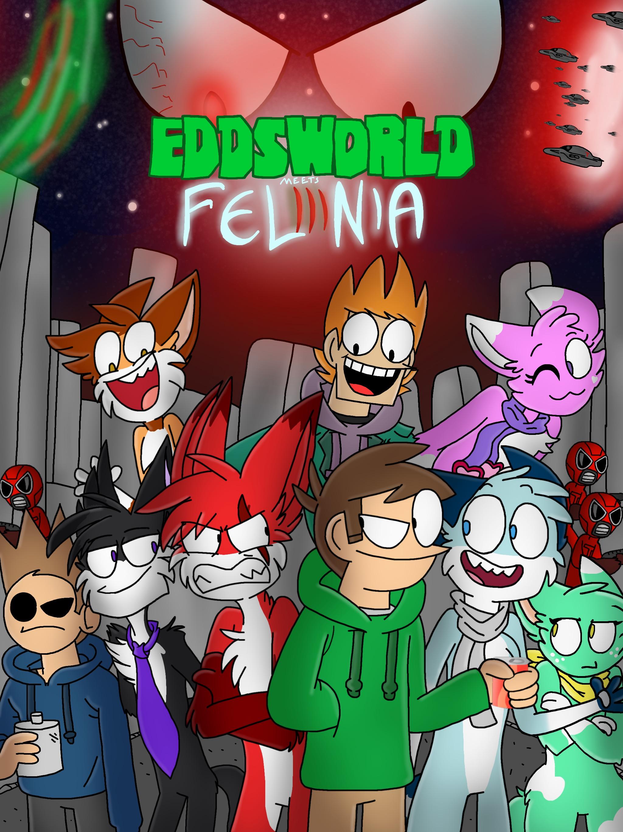 Eddsworld meets Felinia