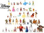 Disney Protagonists