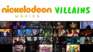 Nickelodeon Movies Villains (Ver.2)