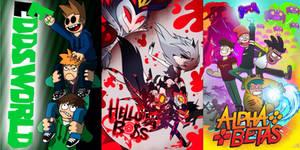 Three Favourite Online Cartoon Shows