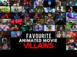 Favourite Animated Movie Villians
