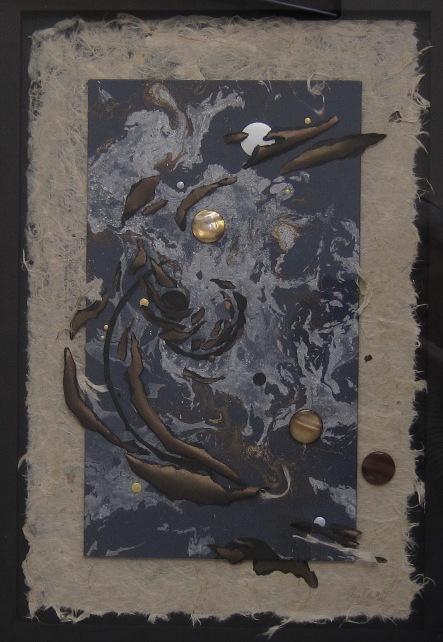 planetary swirl by cloutierj