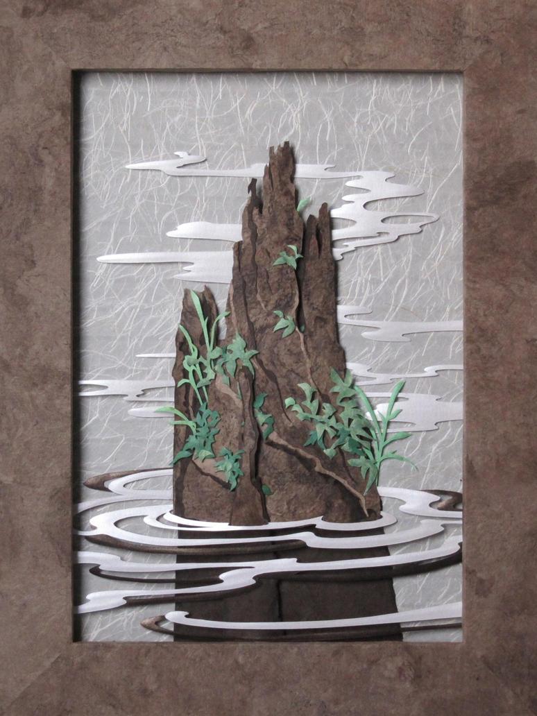Castle Stump by cloutierj