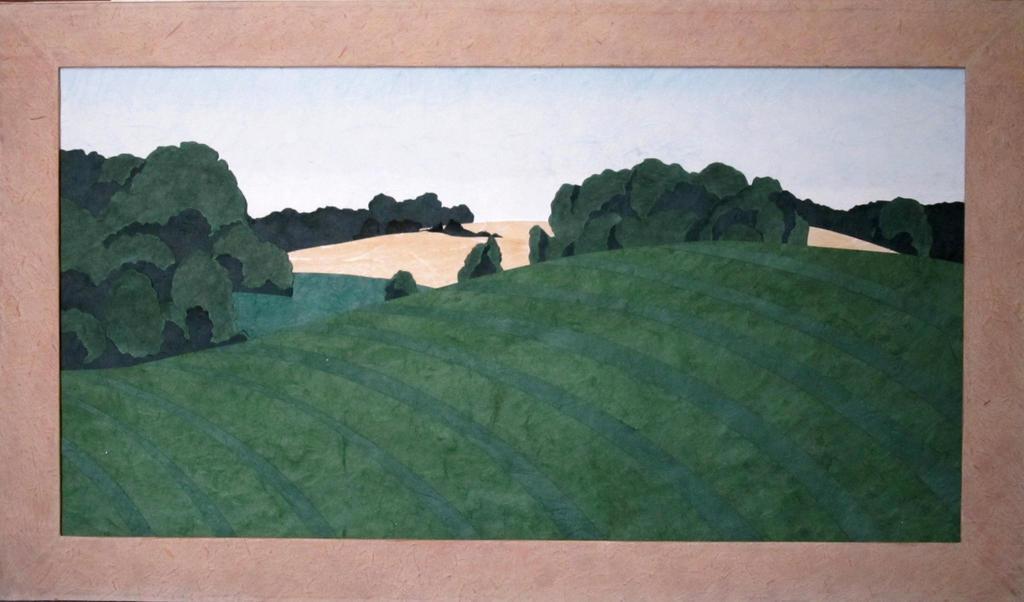 Hill Fields by cloutierj