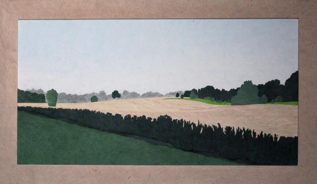 Morning Fields by cloutierj