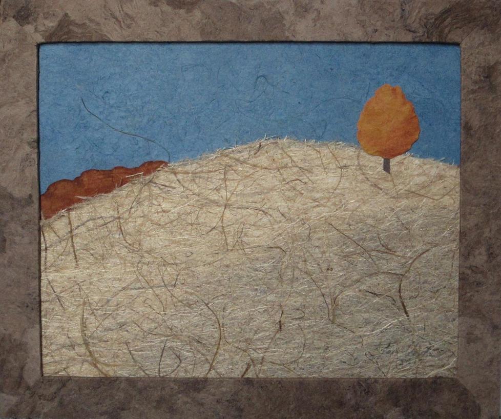 Autumn Hill by cloutierj