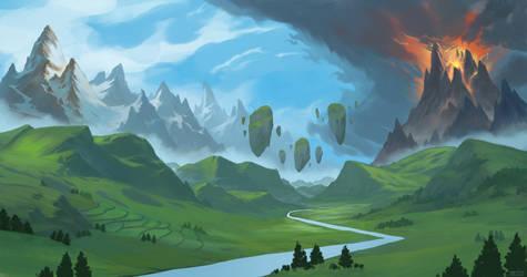 Valley Of Gods