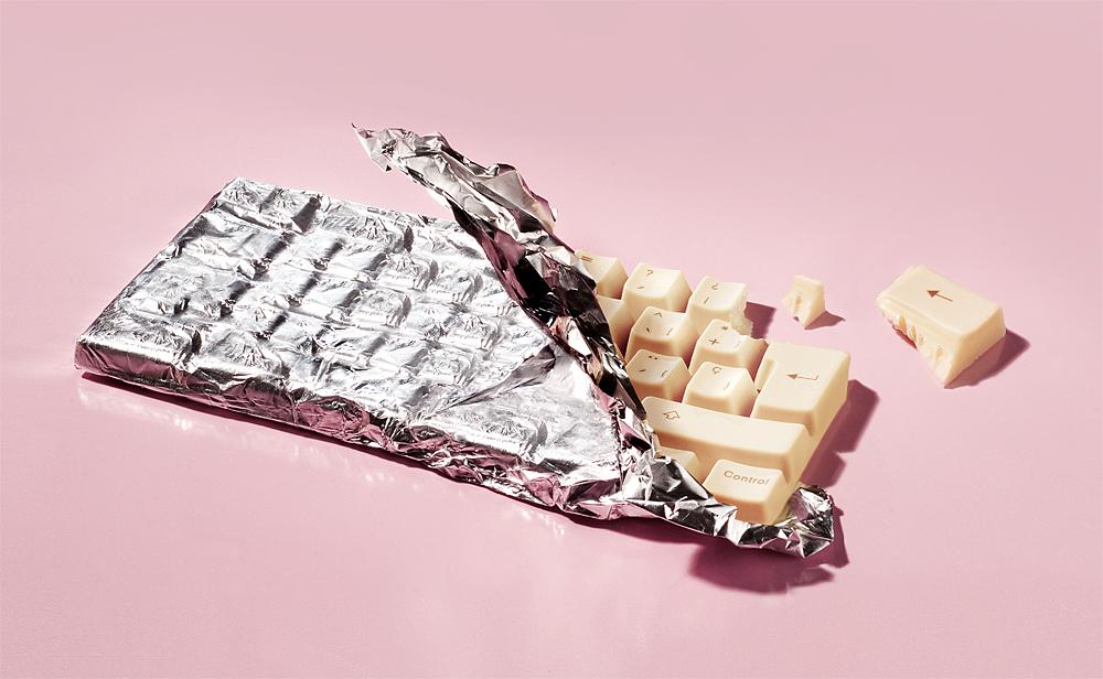 The White Chocolate by muratsuyur