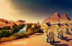 Pappini Toys - Egypt