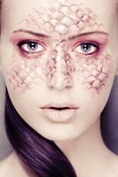 Mermaid - Stamp Face by muratsuyur