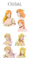 Characters Expresions 1