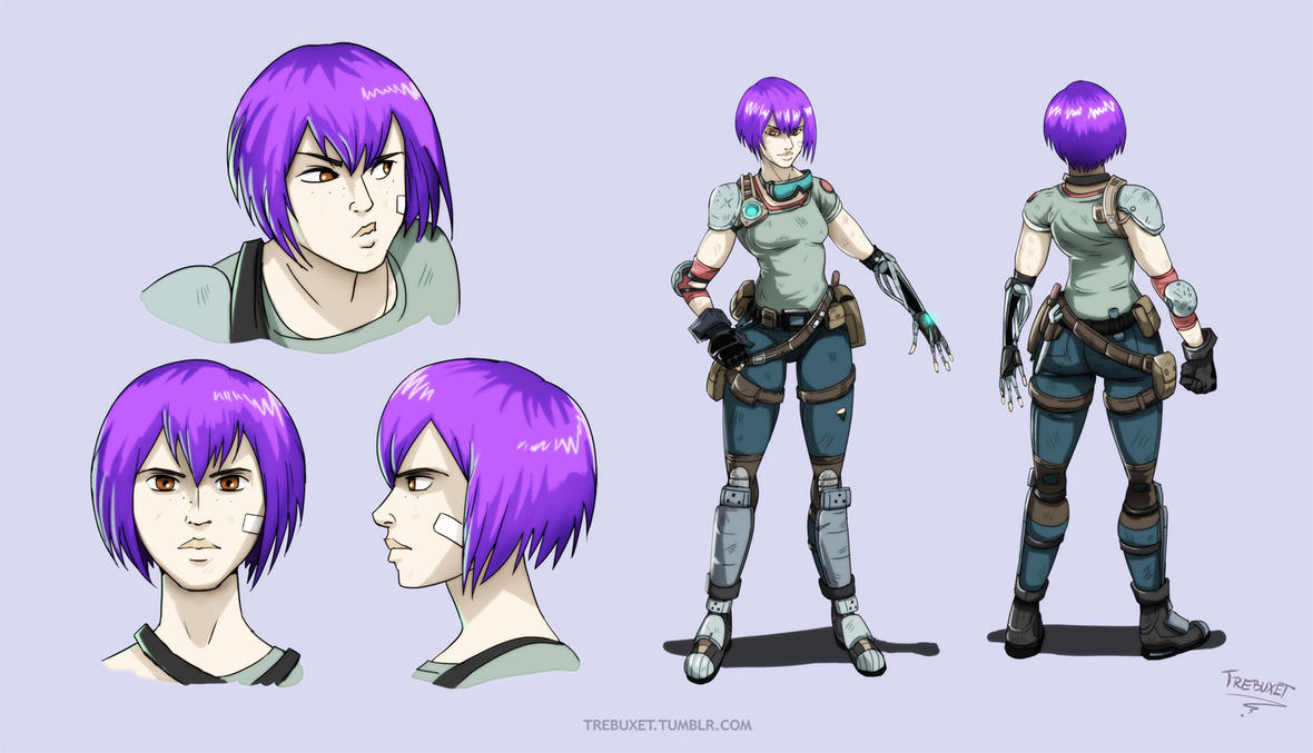 Character Design Jobs Toronto : Project nex character by trebuxet on deviantart