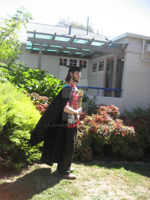 Graduation 1 by AJChimaera