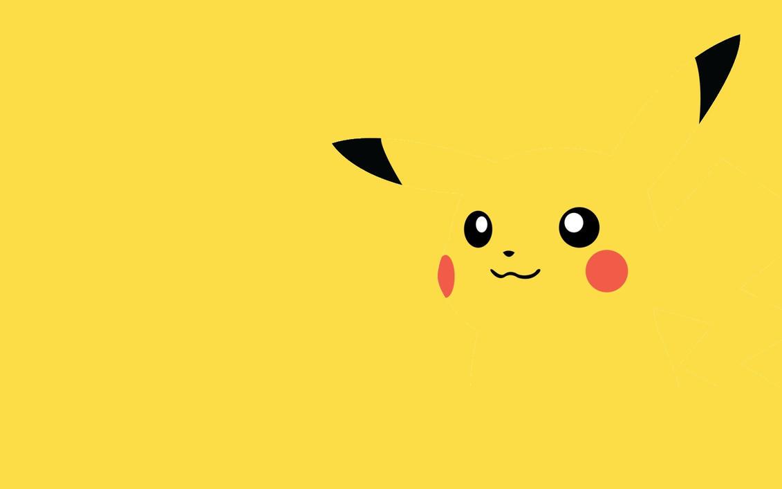 Pikachu Wallpaper by TheDMWarriorPikachu Face Wallpaper