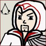 Doodle Avatar Ezio Auditore