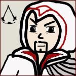 Doodle Avatar Ezio Auditore by YumiHattori