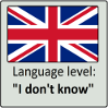 Stamp EN Language Level - I do not know by jant-photo