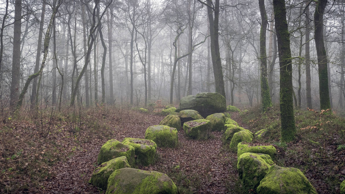 The Megalithic Grave by jant-photo