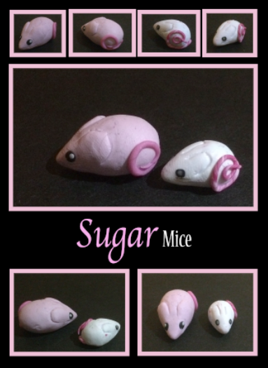 SugarMice: New sculpt concept by BeeTrue