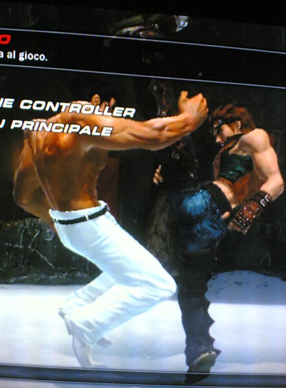 Tekken Battle 03.. O_O WTF.. by Tippy-The-Bunny