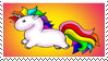 Unicorns Stamp by Tippy-The-Bunny